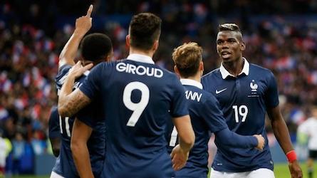 pronostics vainqueur euro 2016 l'équipe de France