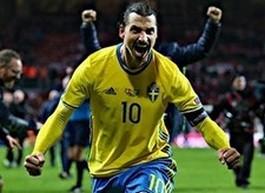 Zlatan Ibrahimovic suède euro 2016