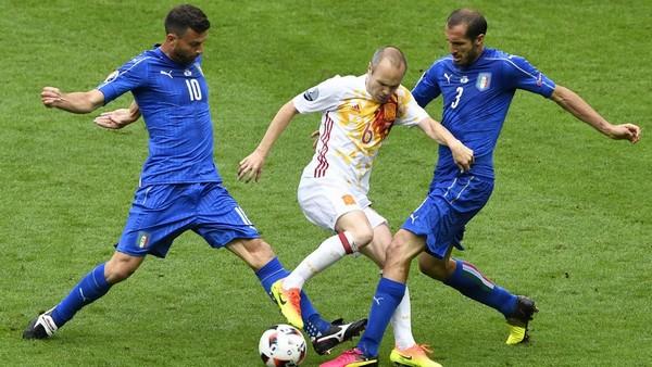 italie espagne euro 2016 foot