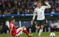 Avec son doublé Antoine Griezmann devient le 4ème meilleur buteur de l'histoire de l'Euro