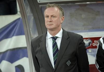 Martin O'Neil a dévoilé la liste des 23 joueurs nord-irlandais