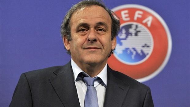 Michel Platini, grand artisant de l'élargissement de l'Euro
