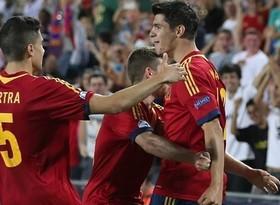 Alvaro Morata espagne buteur euro 2016