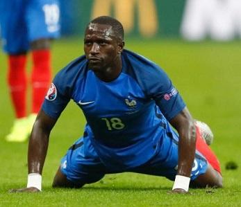 Moussa Sissoko, ailier de l'équipe de France