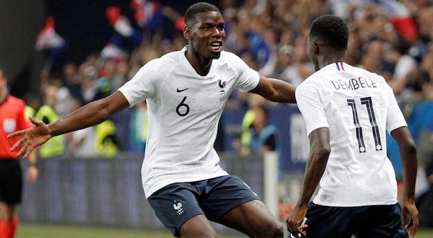 La France se mesurera aux USA pour son dernier match amical avant la Coupe du Monde