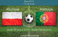 Notre pronostic de Pologne-Portugal en quart de finale de l'Euro 2016, le 30 juin à Marseille