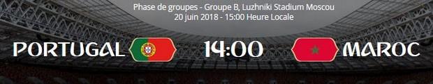 notre pronostic pour le match Portugal - Maroc