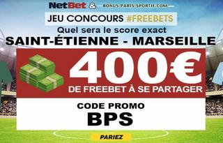 concours pronostic gratuit ASSE/OM