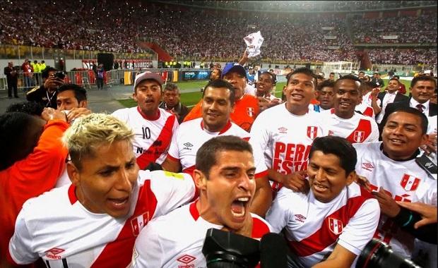 La qualification du Pérou au Mondial 2018 a été perçu comme un évènement historique
