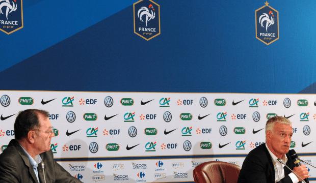 Les sponsors de l'Euro 2016 ainsi que ceux de l'équipe de France