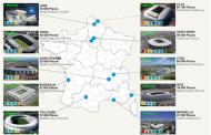 Quels vont être les stades de l'Euro 2016 : Tour d'horizon des 10 enceintes choisies