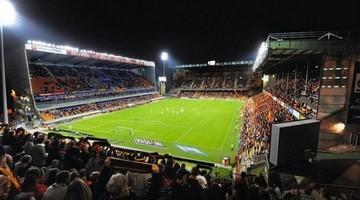 Le stade Bollaert pour l'Euro 2016