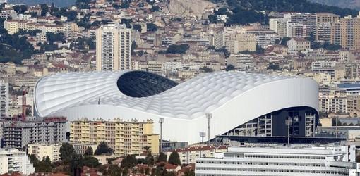 Le stade Velodrome accueillera l'Euro 2016