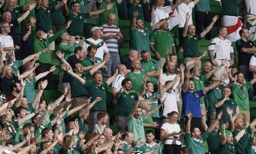 Les irlandais meilleurs supporters de l'Euro
