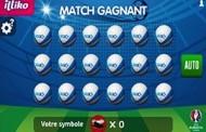 La Française des Jeux se met à l'heure de l'Euro 2016 avec un nouveau jeu à gratter : Match Gagnant