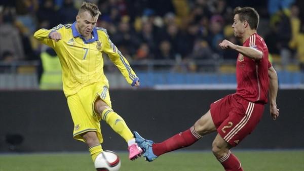 ukraine-slovénie foot barrage