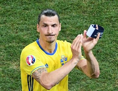 Zlatan a pris sa retraite et ne jouera plus pour la Suède